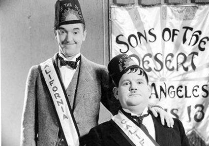 Laurel and Hardywood Convention Update 34 – Laurel and Hardy Birthday Cards
