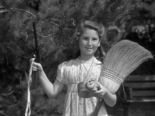 Joan as seen in the film